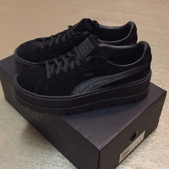 size 40 7b569 910f9 Men's Fenty puma by Rihanna Cleated creeper